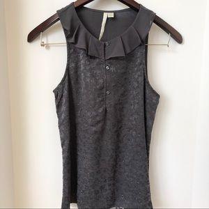 Lauren Conrad Sequin Blouse • Size XS